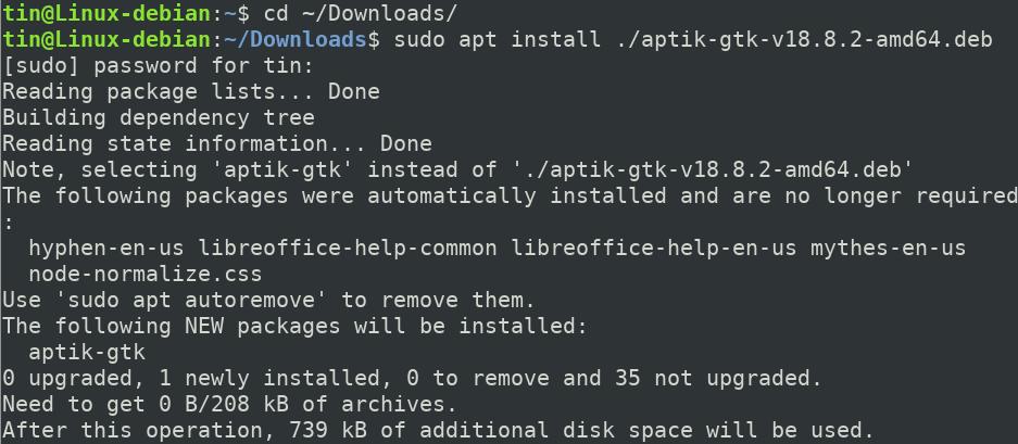 Download Aptik