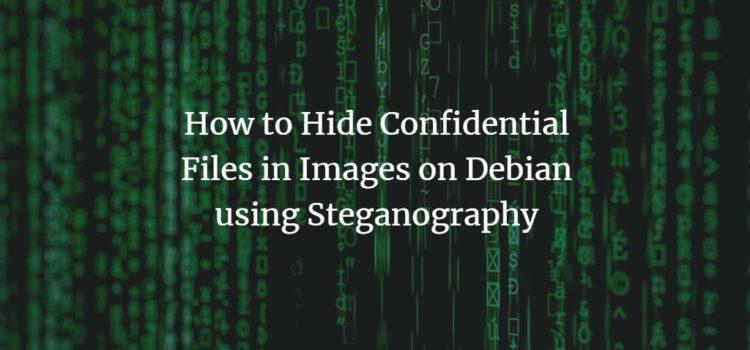 Debian Steganography