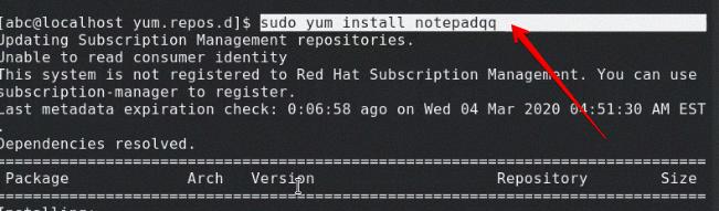 Install Notepadqq