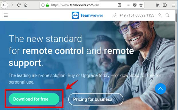 Download TeamViewer free version