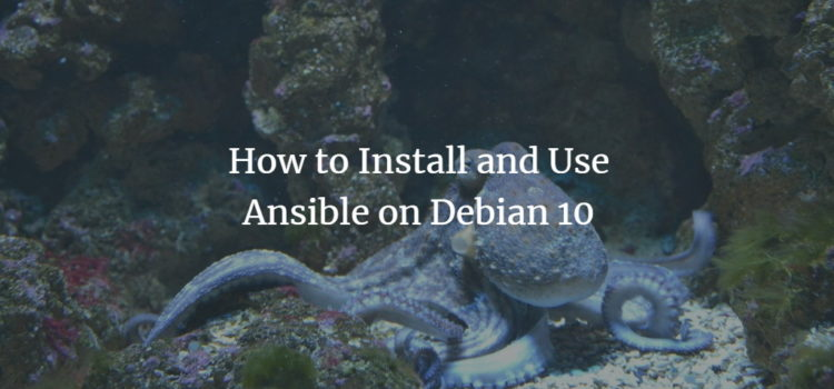 How to Install and Use Ansible on Debian 10
