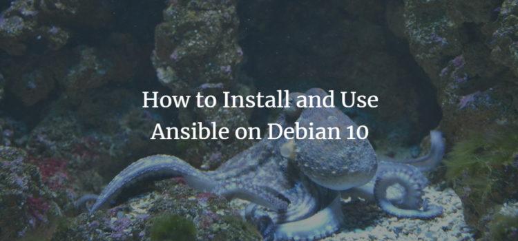 Ansible on Debian