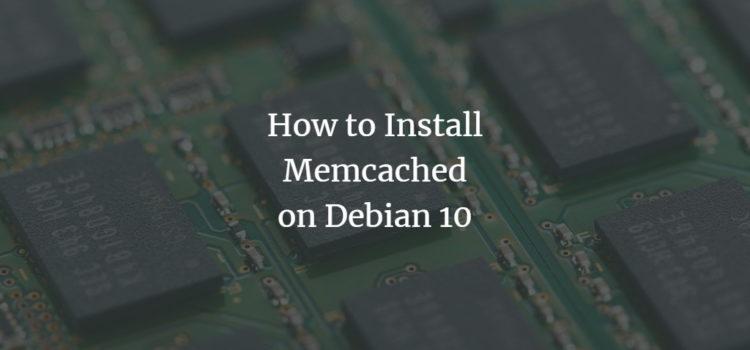Debian Memcache