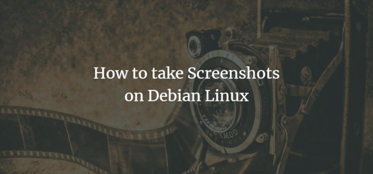 Debian Screenshot