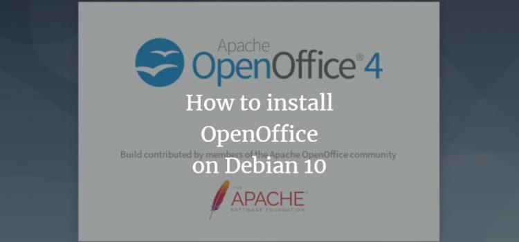Debian OpenOffice