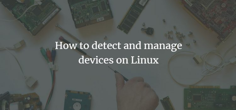 Detect Linux Devices