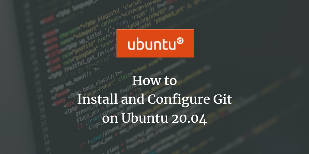 GIT on Ubuntu Linux