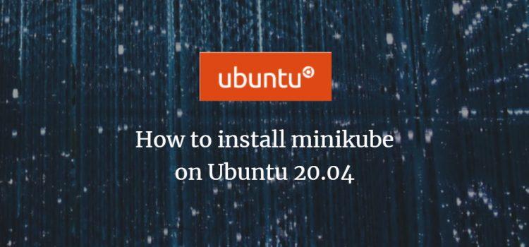 Ubuntu Minikube