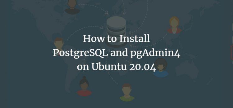 PostgreSQL on Ubuntu