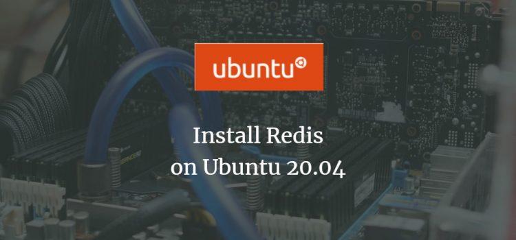 Redis installation on Ubuntu