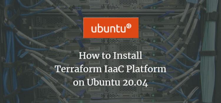 Ubuntu Terraform IaaC