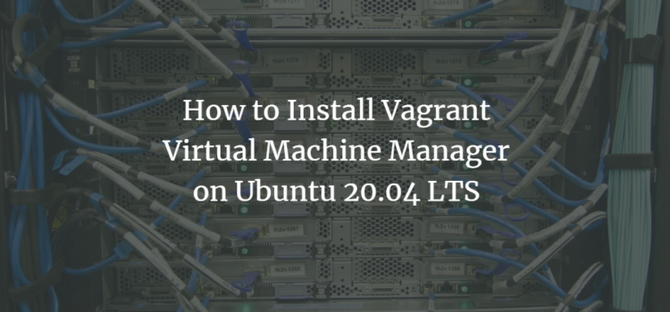 Ubuntu Vagrant
