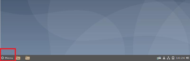 Open Debian Terminal