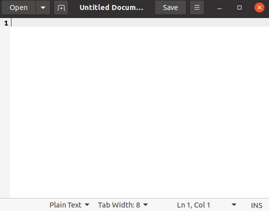Ubuntu Desktop Editor