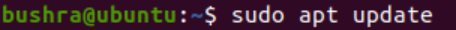 Update package repositories