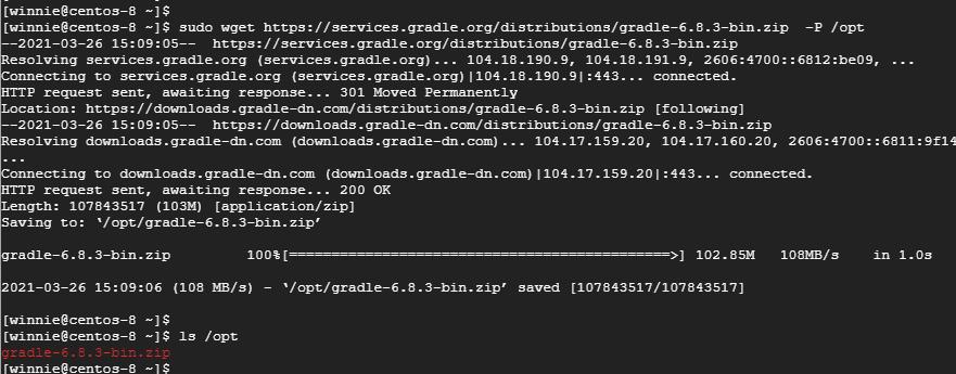 Download Gradle