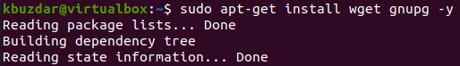 Install GnuPG