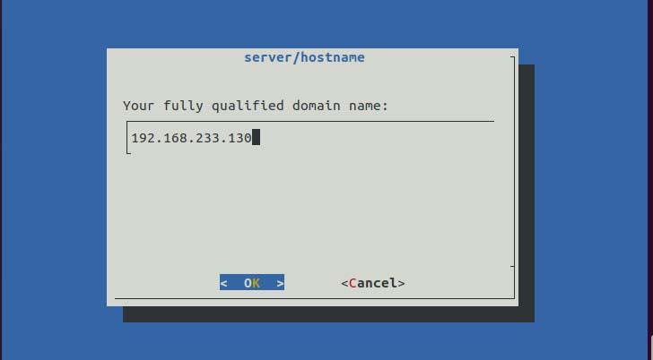 Server Hostname