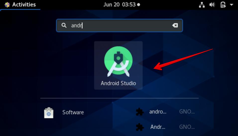 Android Studio Icon